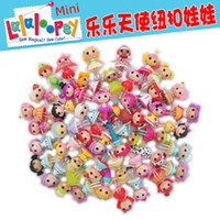 Wholesale MGA Lalaloopsy Mini Dolls Lele angel doll mini version of the super cute button