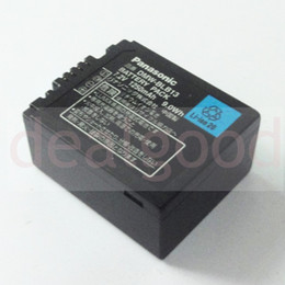 Wholesale Genuine Panasonic DMW BLB13 DMW BLB13E Li ion Battery for DMC G1 DMC GF1 DMC GH1