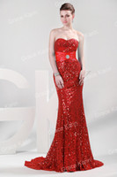 GK Bling Sexy Slim Wedding Formal Ball Gown Evening Prom Ban...