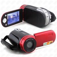 Wholesale NEW MP Digital Video DV Camera Camcorder Digital Zoom X SCA Red