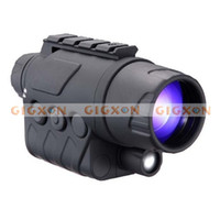 Wholesale New Infrared Dark Night Vision IR Monocular Binoculars Telescopes Yards