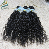 Deep Wave remy hair deep wave - Mix Length Brazilian Hair Deep Wave A Grade Human Hair Remy Hair Extensions Natural Color