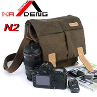 Wholesale 2015 Caden n2 slr camera bag canvas camera bag digital bag camera bag waterproof