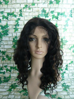 two tone#1b-30_black auburn  Deep Wave Indian hair two tone #1b-30_black auburn deep wave indian remy 16inch short lace front wigs human hair free shipping
