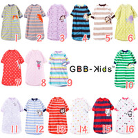 Unisex Spring/Autumn 0-12M NWN Cart 12 Colors Pajamas Sleepers Baby sleeping Bags Nightware Animal Pattern Santa Sleepings