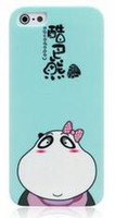 Wholesale 50 for Iphone s Case mm dust plug Stained Bear Lovely cartoon solar phone case bling cell phone case