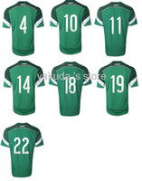 Customized Thailand Quality 2014 World Cup Jersey Mexico Hom...