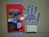 Wholesale Hot now free ship DHL OVEN GLOVE OVE GLOVE As HOT SURFACE HANDLER AMAZING Home golves handler Oven