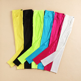 Wholesale 2013 new women s classic solid color pencil significant lanky models on behalf of women s casual pants