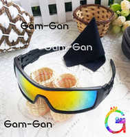 Wholesale 2013 Hot New Colors Men UV400 Cycling Riding Bicycle Fashion Protective Outdoor Sports Sunglasses