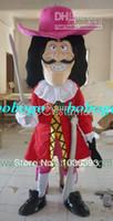 al por mayor pirata mascota-Dibujos animados de Ropa,pirata traje de la mascota trajes de carnaval fiesta temática de disfraces,de buena calidad