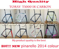 Wholesale T1000 K carbon NEW Pinarello frame DOGMA65 think2 carbon road bicycle frame pinarello MTB time look colnago bike frames