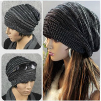 Wholesale Trend of Korean men women warm autumn and winter wool beanies fashion cap hip hop casual hat MZ113