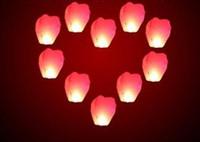 Big Kids Multicolor Paper 250pcs lot Sky Lanterns,Wishing Lantern fire balloon Chinese Kongming lantern Wishing Lamp for Chrismas