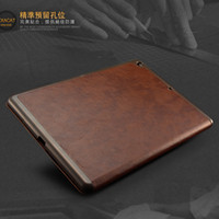 Wholesale iPad Air Folding Stand Leather Case Auto Sleep Thin Slim Folding Smart Original KALAIDENG OSCAR Flip Cover