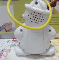 Dry Battery   hot snowmen New Wireless Baby Cry Detector Monitor Watcher Alarm