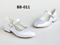 Toldder custom shoes - Custom Made Hand made New Arrived Flower Girl Shoes Ring Bearer Shoes Wedding dress shoes Baby shoes BB