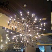 FLOS AC220V 110V Chandeliers pendant lamps contemporary sitt...