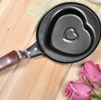 Wholesale Love Frying Pan Mini Heart shaped Pan