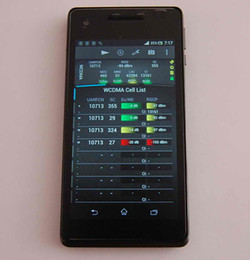 Wholesale TEMS LT25i with TEMS Pocket TEMS Investigation LTE WCDMA frequencey M