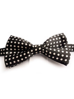 Wholesale Sweet Polka Dot Polyester Bow Tie r62 u11 PPY