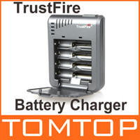 Wholesale TrustFire TR P4 CH Battery Charger H10053
