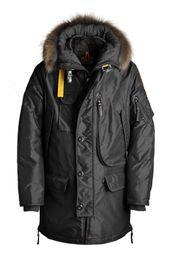 Wholesale Winter coats PPJJSS903 Men Kodiak Long Parka with real fur PpaaraJjumpers Kodiak Long MAN down coats Kodiak jackets Sweden Norway