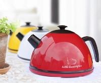 Wholesale HOT Creative kettle humidifier anion humidifier ultrasonic humidifier mm
