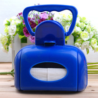Wholesale Practical Blue and Red Pet Poop Scooper Dog Poop Cleaner