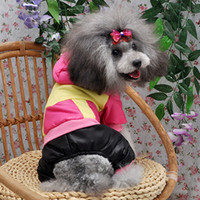 Wholesale 2013 Dog Cotton padded Jacket Winter Design Dog Thermal Clothes Pet Supplies F152