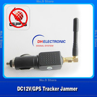 Wholesale Anti Spy GPS GSM Tracking Tracker Car cigarette lighter anti GPS gadget GPS Blocker