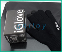 Wholesale IGlove Screen touch gloves with High grade box Unisex Winter for phone touch glove