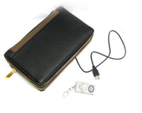 Wholesale Spy Bag with Wireless Remote Hidden Pinhole Video DVR Covert Camera Spy Gadget