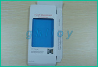 Wholesale 5 in retail packaging box and plastic blister for iphone5 G G Empty Box