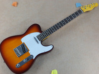 Wholesale High Quality Chinese Guitar Red Sunburst Electric Guitar
