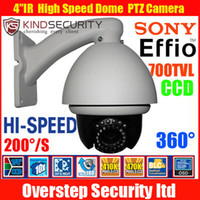 CCD high speed camera - CCTV EFFIO TV Line IR Day Night x quot High speed Dome PTZ Indoor Camera PTZ CCTV Camera PTZ speed Dome Indoor kamera