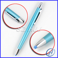 Wholesale sample sale high touch sensitivity samsung c pen stylet touch stylus pen with retail box for samsung galaxy S3 colors