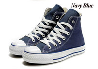 Wholesale New Low or high Style STAR chuck Classic Canvas Shoes Sneakers Men s Women s Canvas Shoe Colors All Size