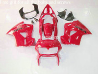 Wholesale ABS Fairing Kit Fits VFR800 VFR All Red G67