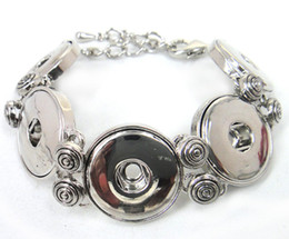 Free shipping Noosa Multi chunk Bracelet DIY Fashion Noosa Jewelry