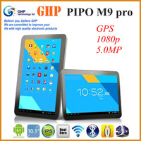 "PIPO 10 inch Quad Core PiPo M9 PRO 3G WIFI 10.1"" Capacitive Retina Display Android 4.2.2 Quad Core RK3188 1.8GHz Tablet PC Phablet with Built-in 3G,GPS,Bluetooth"