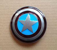 Buckles belted shields - STAR CAPTAIN AMERICA SUPER HERO SHIELD BELT BUCKLE