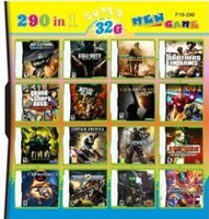 Wholesale Newest games in Shooting game GB cheap video multi games Card with different games in one for DS DS DSi XL