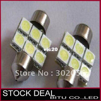 Wholesale 400pcs mm SMD LED Bulbs White Color BU010