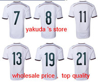 Team Customized Thailand Quality 2014- 15 Germany World Cup H...