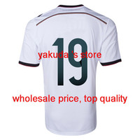 Customized Thailand Quality 2014- 15 Germany World Cup 19 Got...