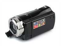Wholesale New HD Megapixel TFT LCD x Digital Zoom High Definition Video Camera Recorder Black E9005A