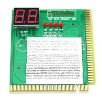 Wholesale PC digit Code Mainboard Motherboard Diagnostic Analyzer Tester PCI Card