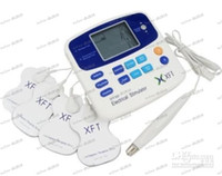 Wholesale LLFA3486 hot sell Electronic Healthy Relax Muscle Massager Pulse Burn Acupuncture Stimulator