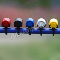 Cheap Wholesale-One Bike Bicycle Electric Bell with Clear Loud Sound 5 Colour Fast Shipping